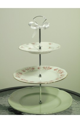 Create Your Own Three Tier Cake Stand